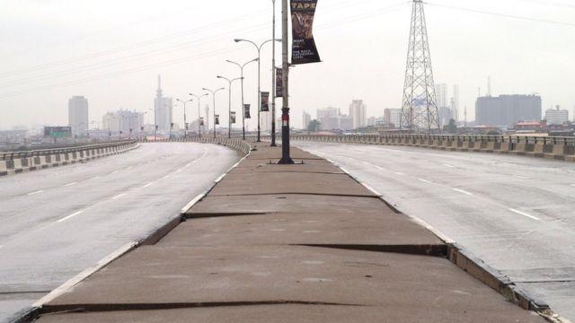 Third Mainland Bridge cti wa ni titi pa