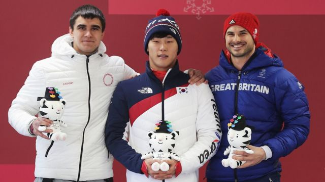 Тройка призеров