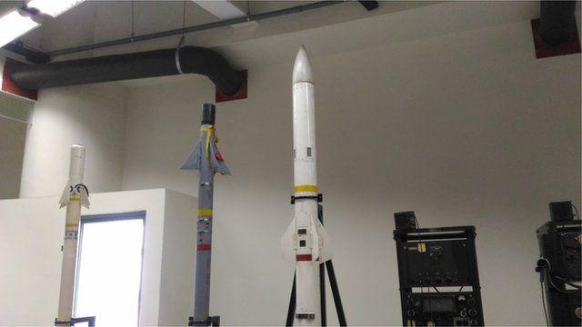 台灣的導彈研發得到了美國許多技術協助