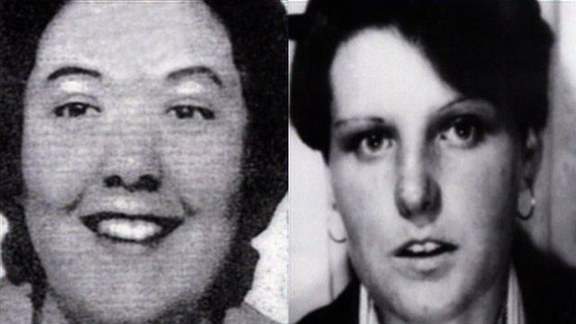 Agnes Cooney and Anna Kenny are thought to have been murdered by Sinclair