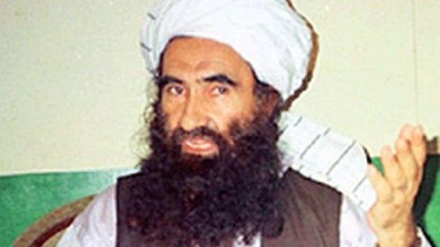 جلال الدین حقانی