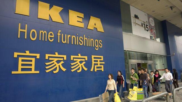 Ikea en Pekín