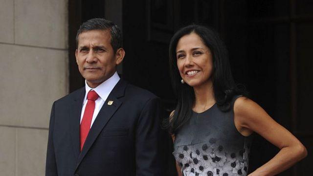 Nadine Heredia es investigada por presunto lavado de dinero en relación con las campañas presidenciales de su esposo, el presidente peruano Ollanta Humala.
