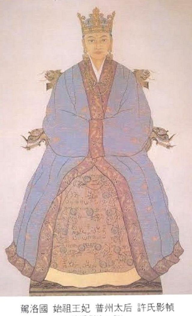 कोरियाची राणी