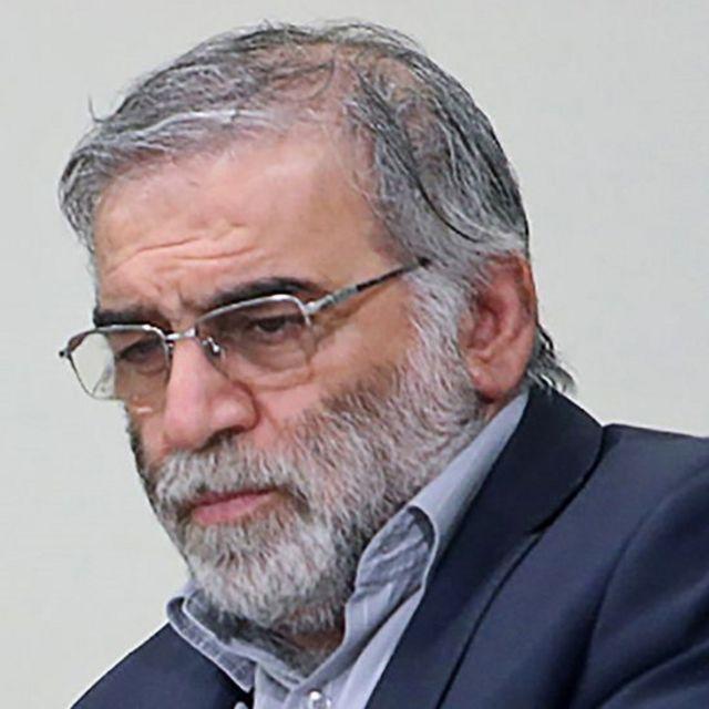 Мохсен Фахризаде
