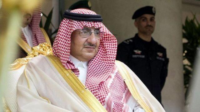 كان الأمير محمد بن نايف هو المفضل لدى واشنطن