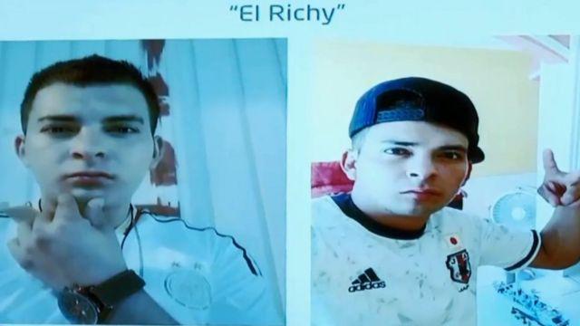"""Fotos de """"El Richy"""""""