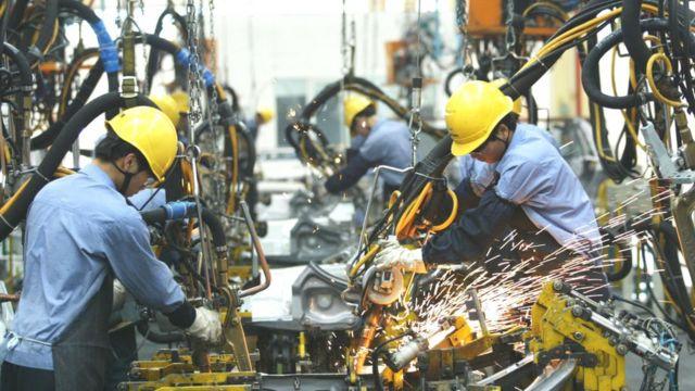 Fábrica en China