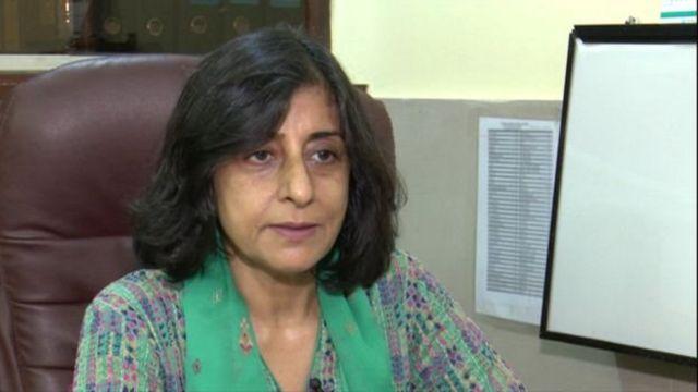 पाकिस्तान की जानी मानी ब्रेस्ट कैंसर विशेषज्ञ डॉक्टर हुमा मजीद