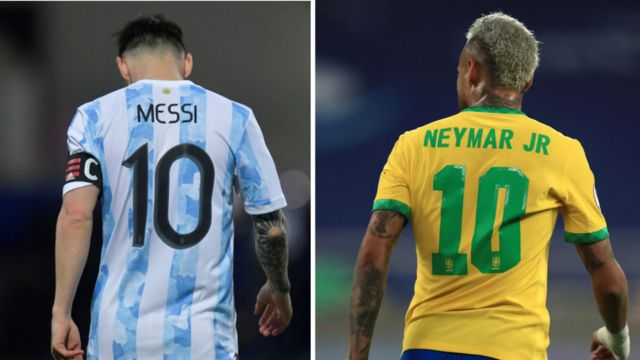 Argentina vs Brazil: Copa America final prediction as Messi and Argentina  hope to end 28-year wait - BBC News Pidgin
