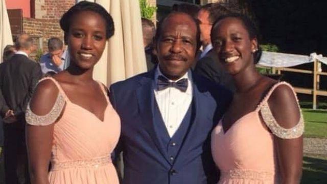 Paul Rusesabagina n'abana be, Carine Kanimba (ibumoso)