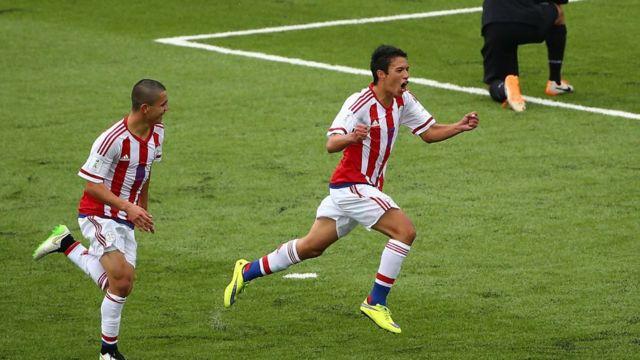 Ñamandú es la gran promesa del fútbol paraguayo.