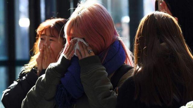 Fãs de Kim Jong-hyun