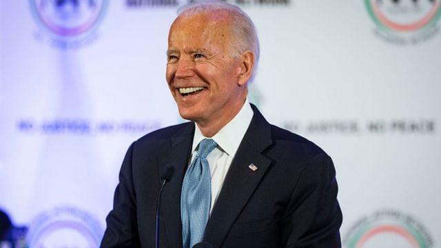 L'ancien vice-président américain Joe Biden (en photo) pourrait faire acte de candidature pour l'investiture du Parti démocrate.