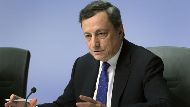 ECB extends bond-buying scheme but at slower pace