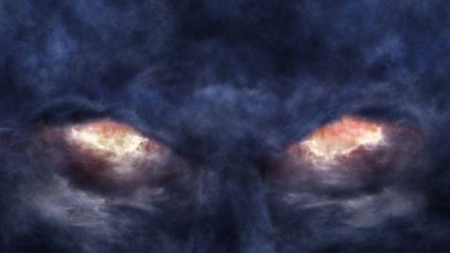 Дьявольские глаза