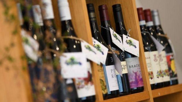 Trung Quốc là thị trường xuất khẩu rượu vang lớn nhất của các nhà sản xuất rượu vang của Úc.
