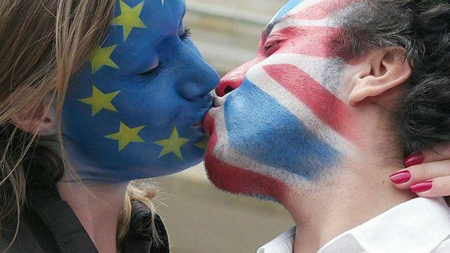 EU Kiss