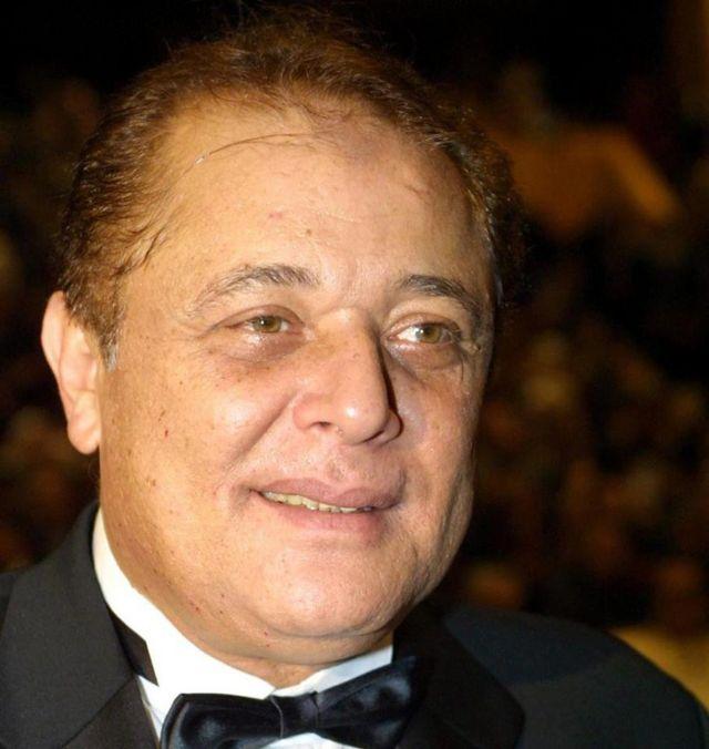 الممثل المصري محمود عبد العزيز