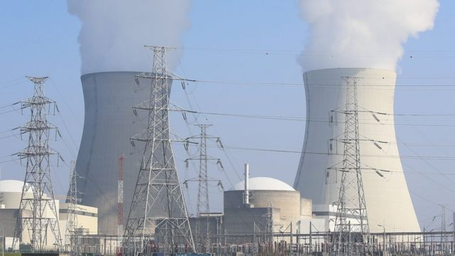 Germany urges Belgium to shut nuclear reactors temporarily
