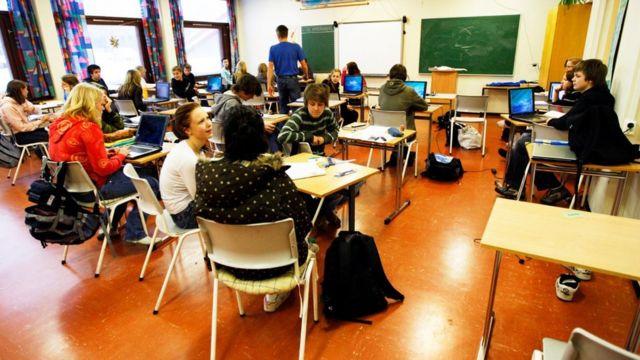 Escuela noruega