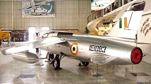 انڈین جنگی طیارہ نیٹ آج بھی پاکستان کے میوزیم کی زینت بنا ہوا ہے