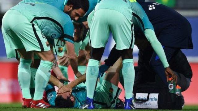 Gasar cin kofin La Liga na Spaniya