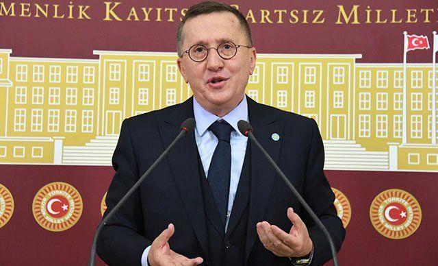 İYİ Parti Grup Başkanvekili Lütfü Türkkan