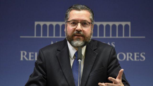 Ernesto Araujo
