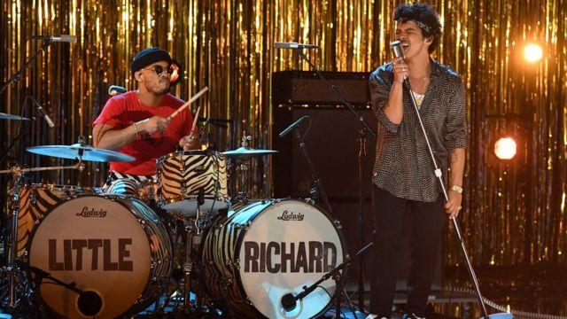 Anderson .Paak y Bruno Mars