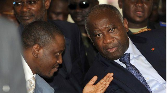 côte d'ivoire, guillaume soro, laurent gbagbo, reconciliation