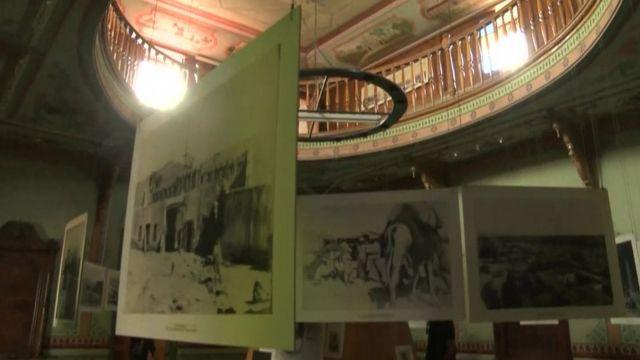 Exhibition of ancient Harar