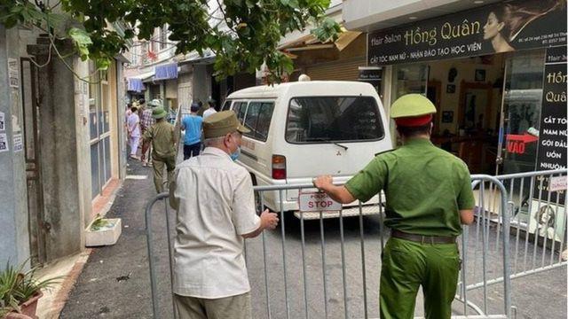 Ha Nội Co Ca Nghi Nhiễm Covid 19 đầu Tien Trong Cộng đồng Sau 107 Ngay Bbc News Tiếng Việt