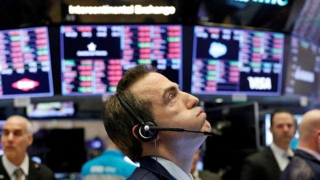紐約證券市場