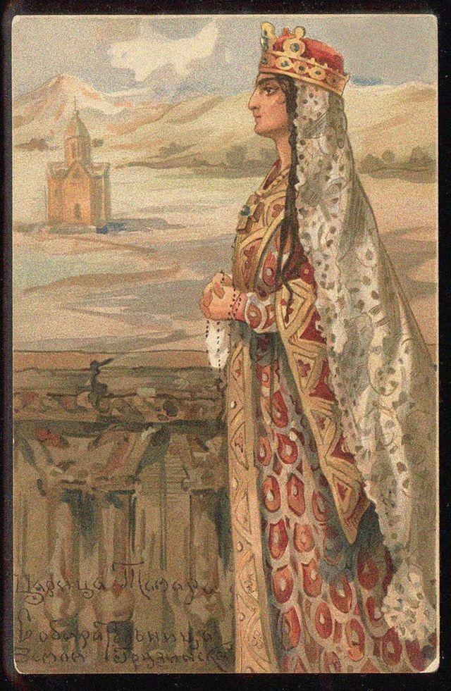 جارجیا کی ملکہ ٹیمر