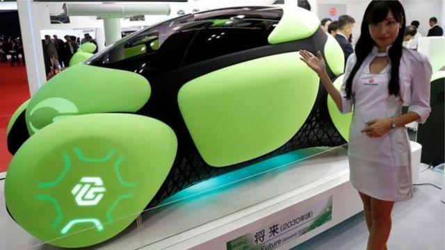 टोयोडा गोसईची 'फ्लेश्बी' कार