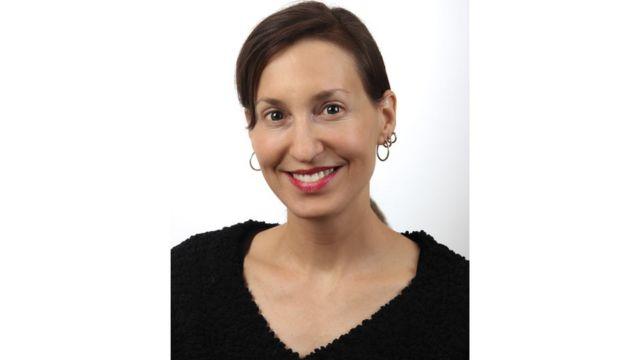 """A psicóloga Melanie Joy, que cunhou o termo """"carnismo"""""""