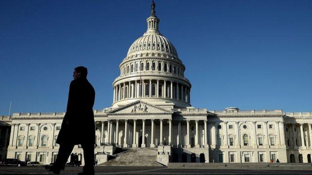 File image of US Congress
