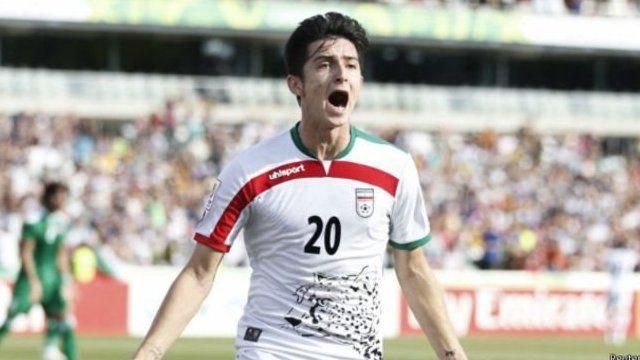 سردار آزمون بعد از جام جهانی روسیه از تیم ملی ایران خداحافظی کرد