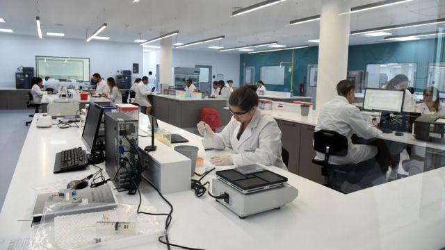 Laboratorio mAbxience