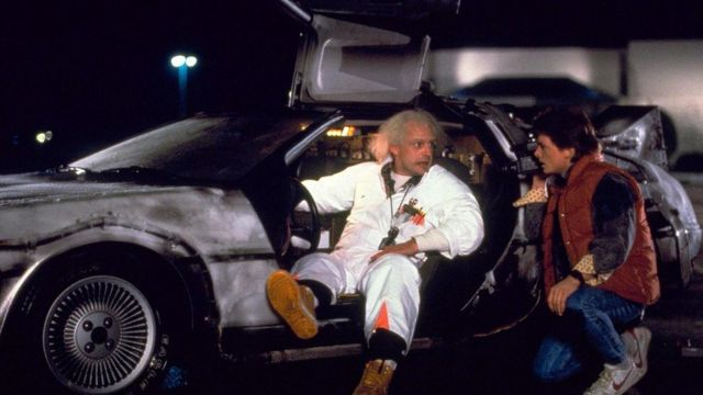 """""""Назад у майбутнє"""" (1985) один з тих фільмів, які завжди хочеться передивитися"""