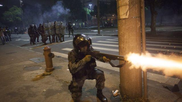 Junho de 2013 foi marcado por grandes protestos em dezenas de cidades