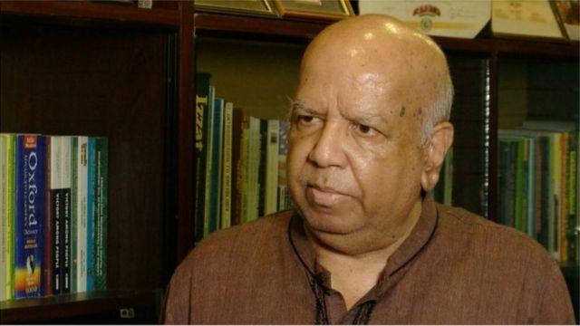 নিরাপত্তা বিশ্লেষক অবসরপ্রাপ্ত মেজর জেনারেল মুনীরুজ্জামান