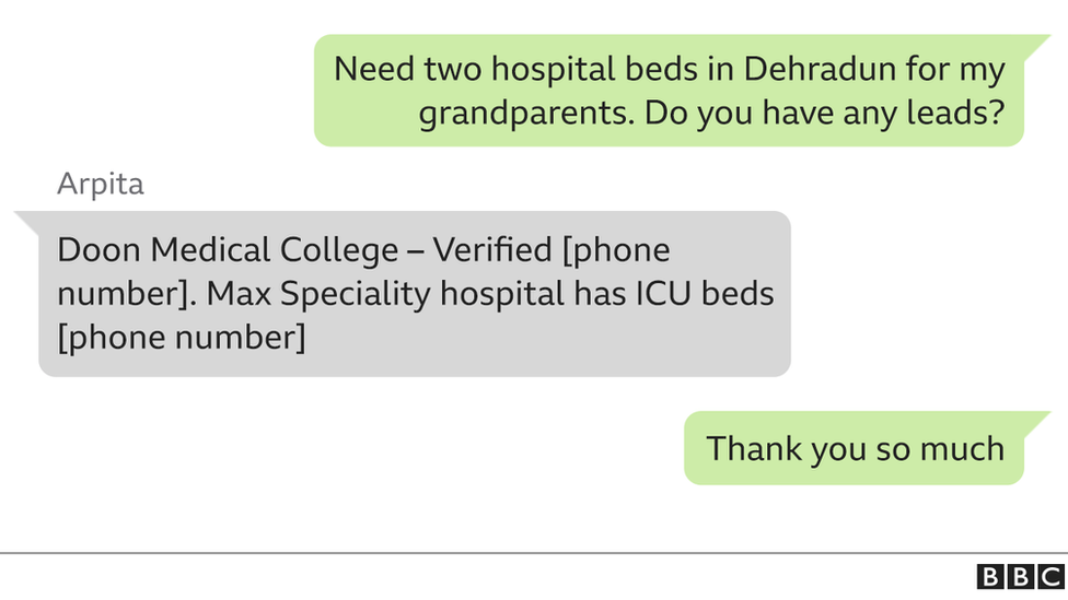Arpita Chowdhury comparte información verificada en WhatsApp