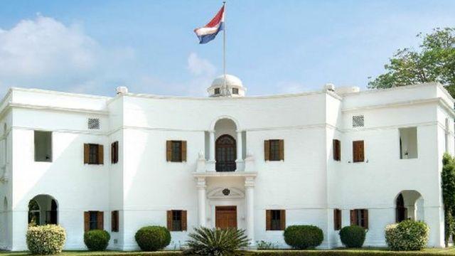 नीदरलैंड का दूतावास