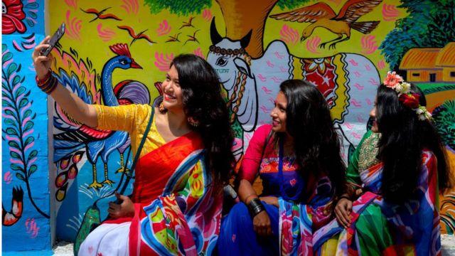 করোনাভাইরাস: পহেলা বৈশাখের বাজারে ধস - BBC News বাংলা
