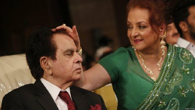 दिलीप कुमार और शायरा बानो