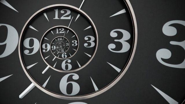 Reloj infinito