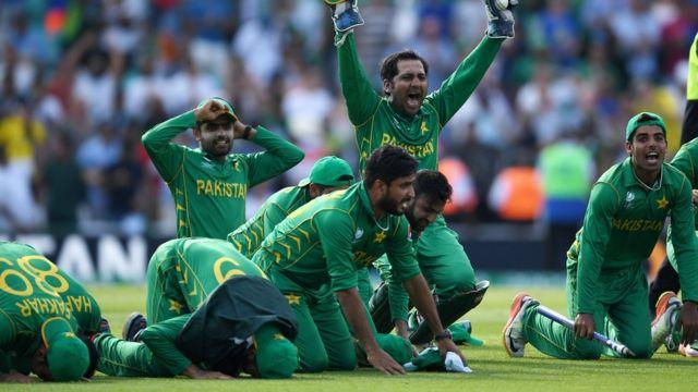 پاکستان کی ٹیم