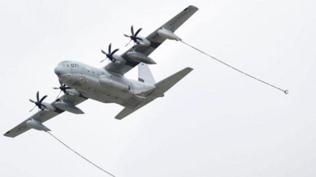 Image of Lockheed Martin Aircraft